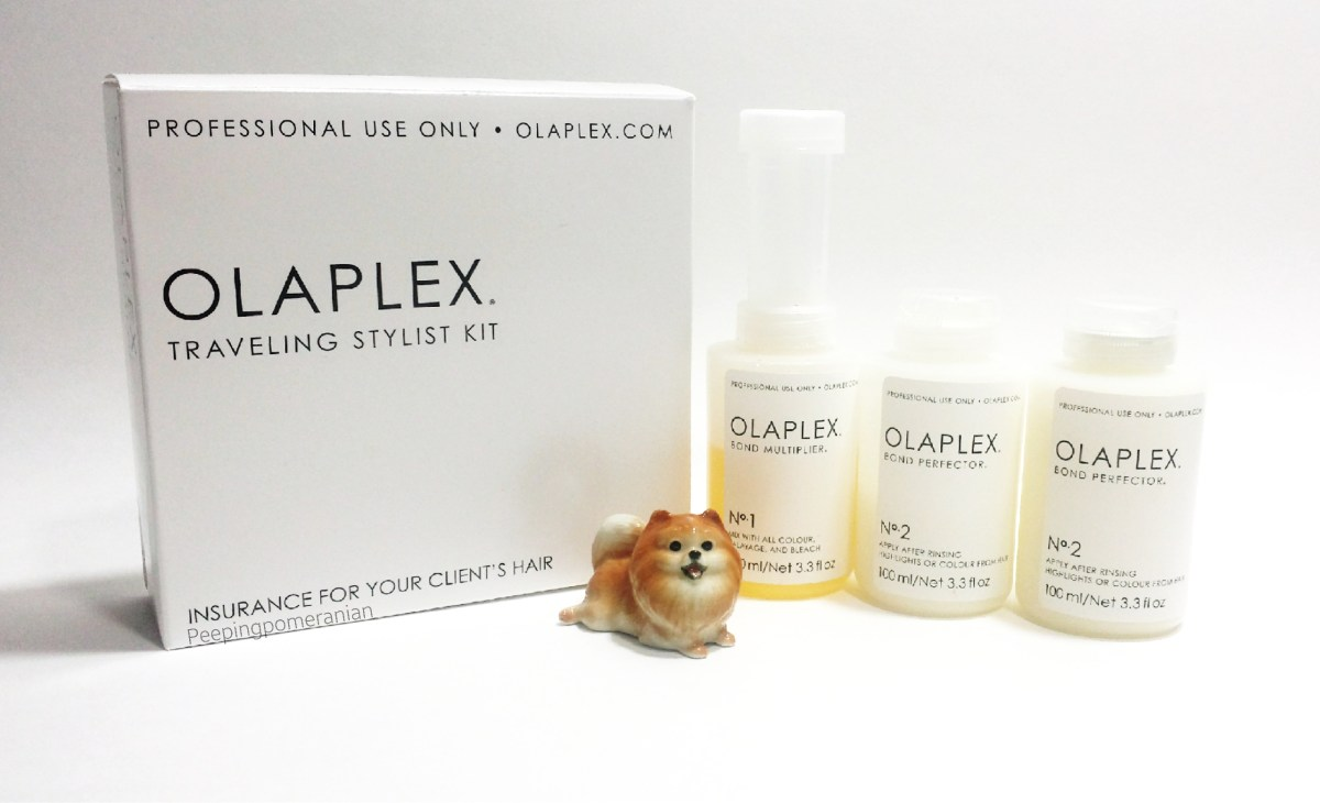 Using Olaplex at Home